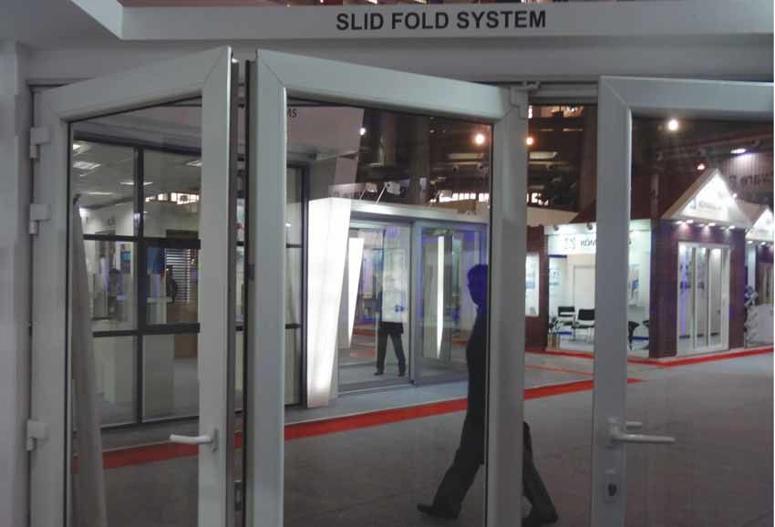 SCL - a complete range of uPVC doors & windows solution providers