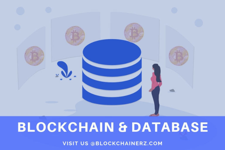 Everything you need to know about Blockchain and Database | Blockchainerz