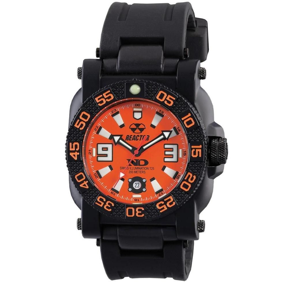 Buy Reactor Gryphon Orange, Gryphon Strap Watch in Dubai at cheap price
