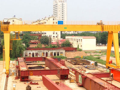 Quality 50 Ton Gantry Crane Is Applicable To Many Situations