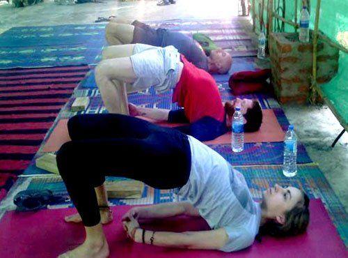 500 Hour Yoga Teacher Training in Goa, India | Rishikesh Yog Mandir