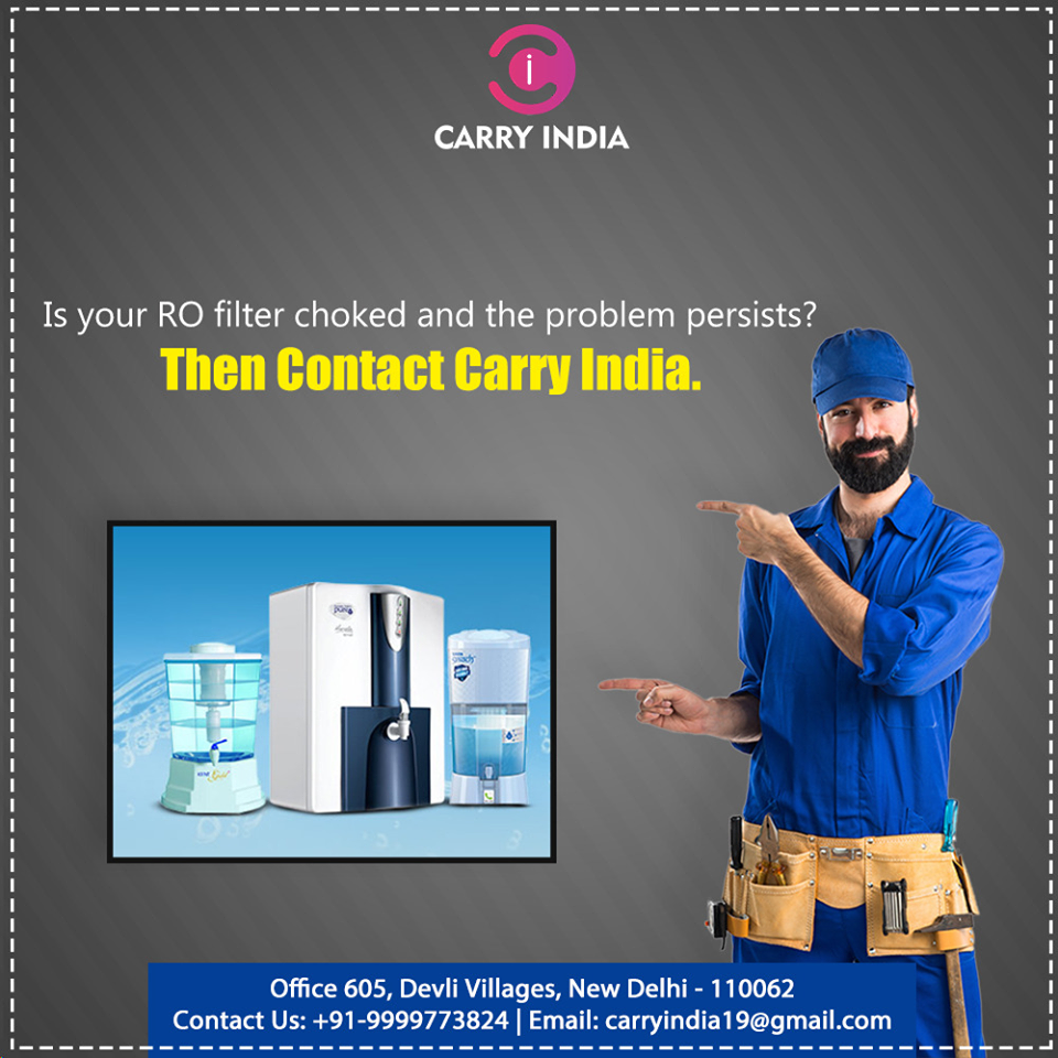 Unexceptional RO Services from Carry India