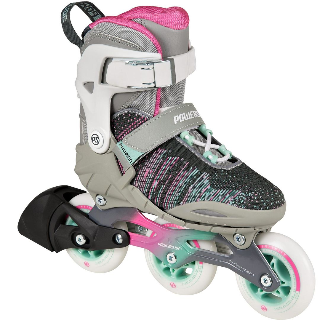 Buy Powerslide Phuzion Galaxy Girls Inline Skates, Softboot, 37-40 in Dubai at cheap price