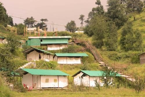 Kanatal Camps and Vacation -                       Camps in Dhanaulti | Camping in Dhanaulti