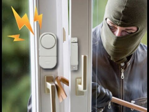 Additional Safety With A Door Alarm | WritersCafe.org | The Online Writing Community