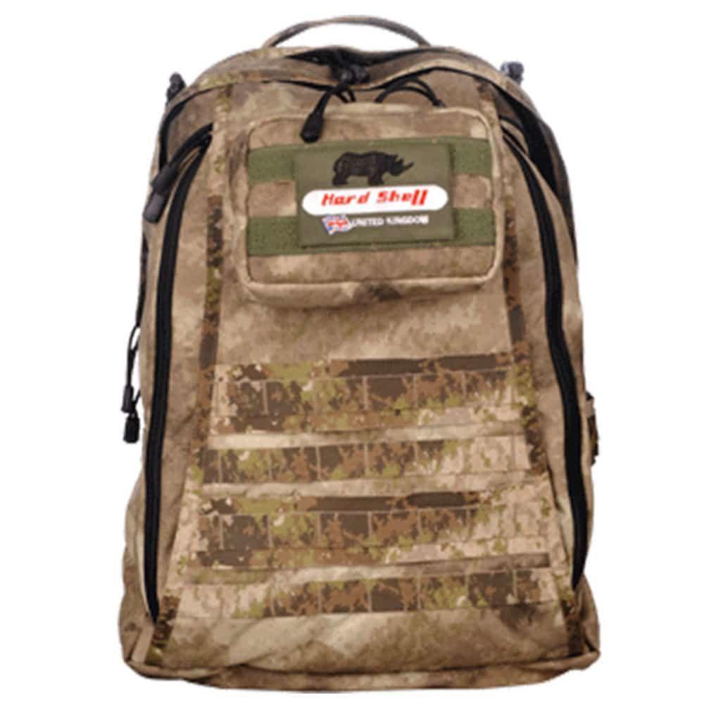 Military Tactical Rucksack Backpack Bags- Hard Shell