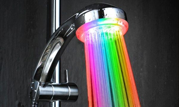 How Do LED Shower Heads Work