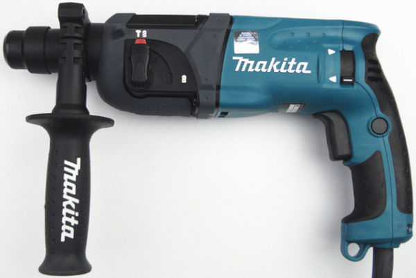 Makita HR2460 - The Perfect Rotary Hammer Drill