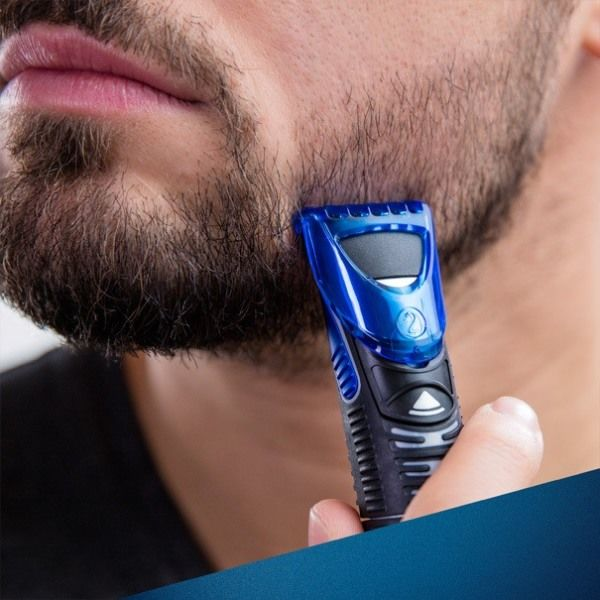 Sensitive Skin? Use a Beard Trimmer!