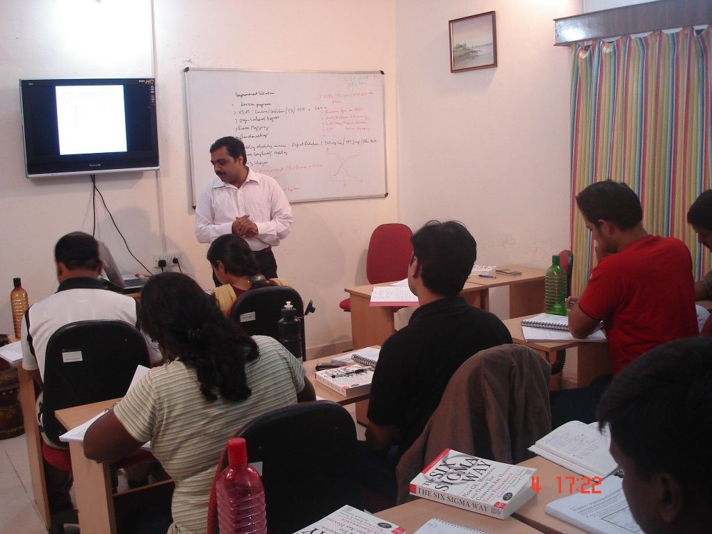 Lean Management | Six Sigma Certification | Project Management Training