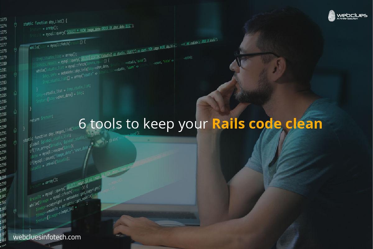 Best ROR Development Company - WebClues Infotech