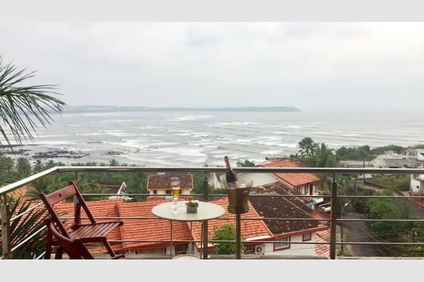 Sea-View, Sea Facing Villas On Rent | Goa, North Goa, Reis Magos, Candolim