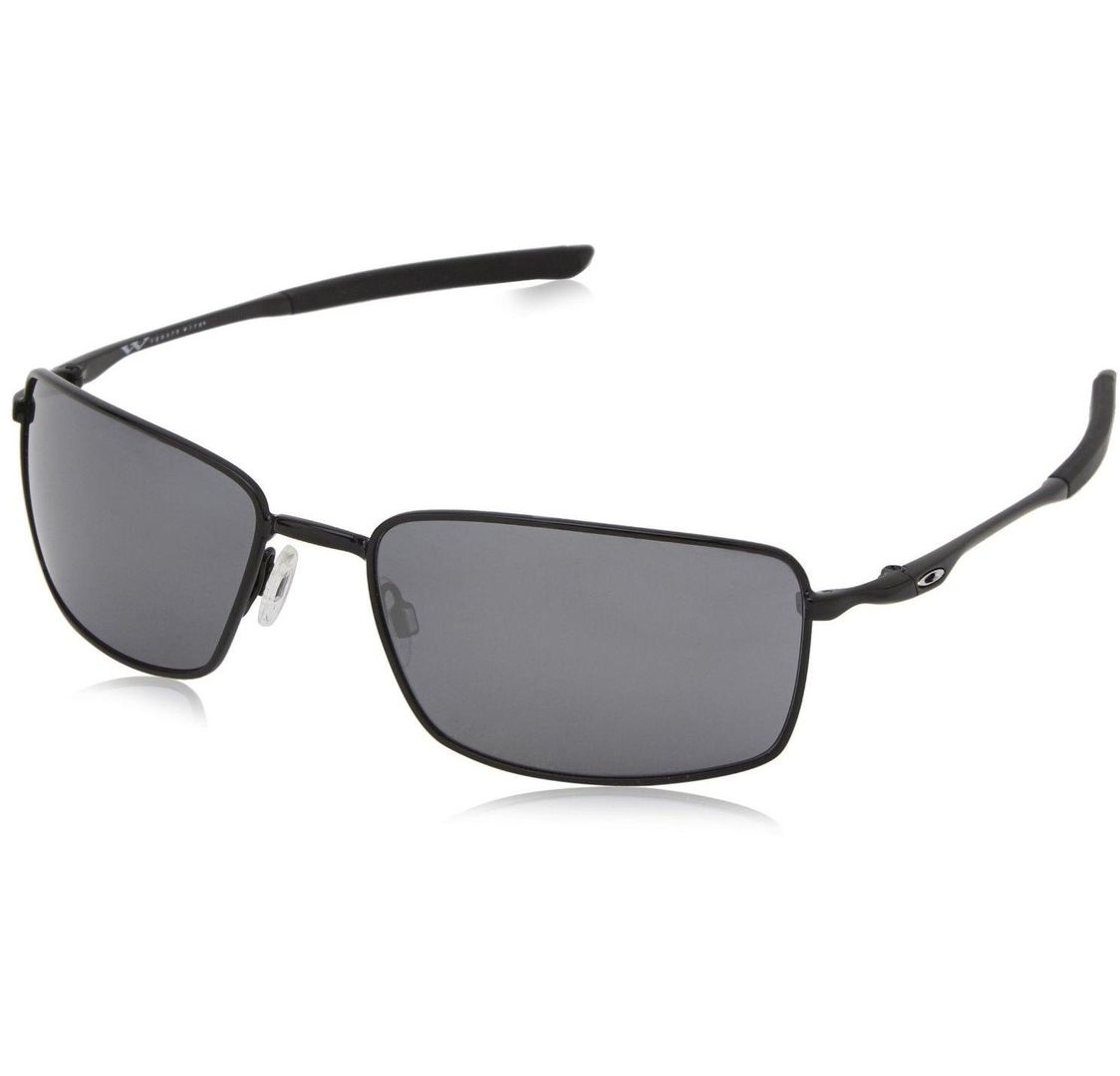 Buy Oakley Square Wire Polished Black/black Iridium Lens in Dubai at cheap price