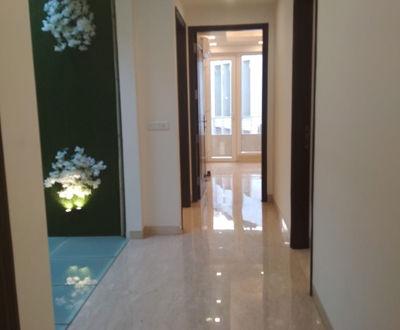 First Floor for sale in shanti niketan
