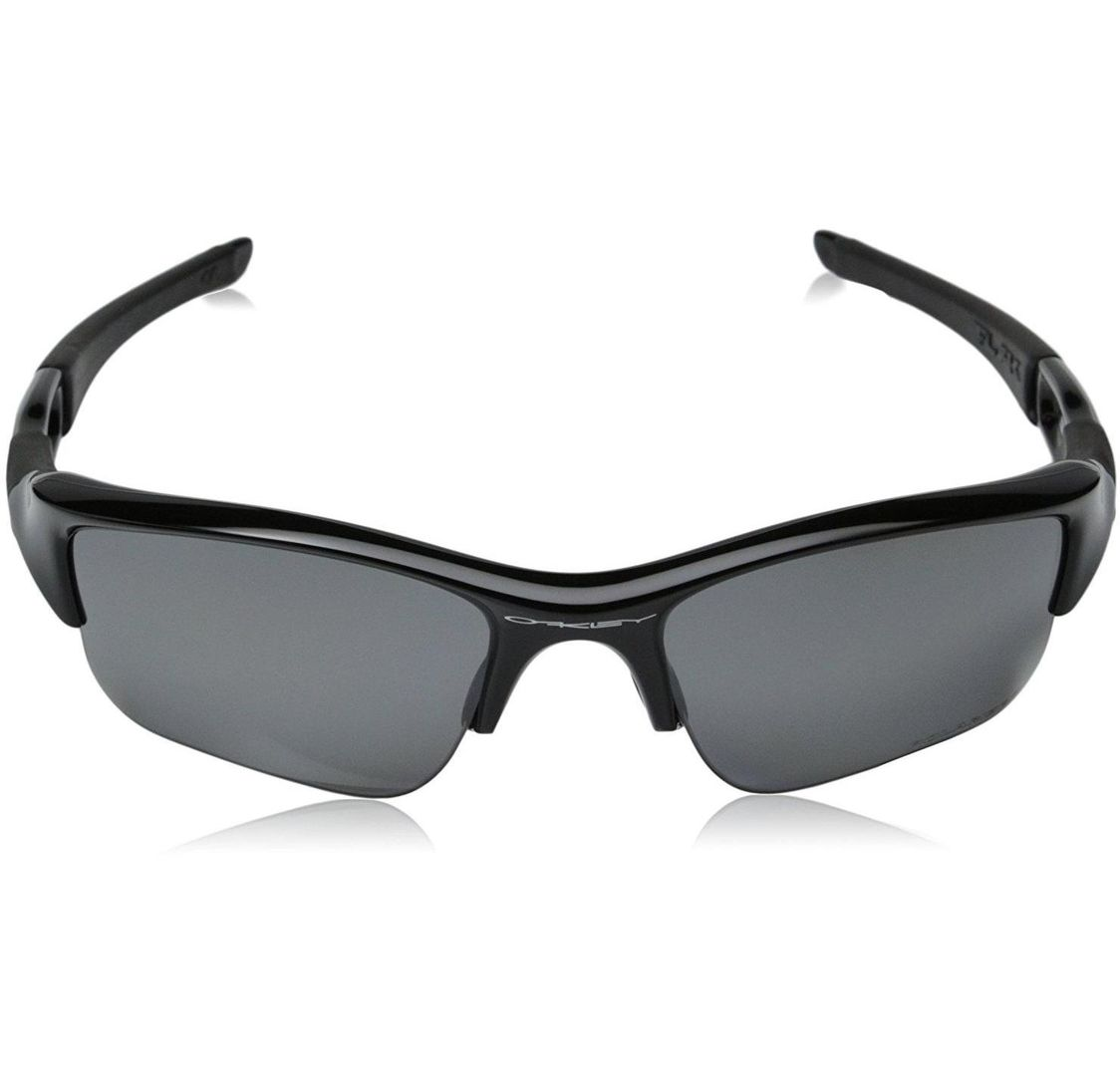 Buy Oakley Flak Jacket Xlj Polished Black/black Lens in Dubai at cheap price