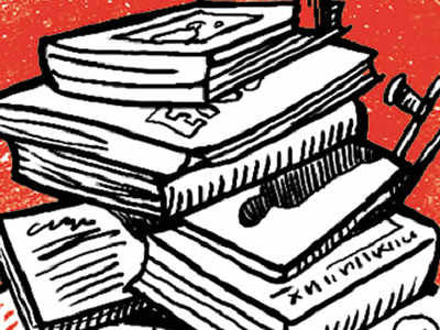 Books, documents missing from Vidhana Soudha library | Bengaluru News - Times of India