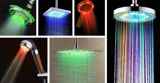 Buying Guide for LED Shower Head