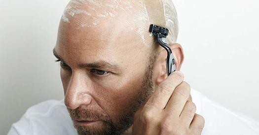 Basic Prep for Shaving Your Head | hjoss074
