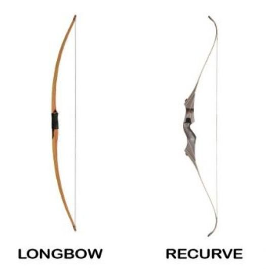 From Longbow to Recurve Bow | taniajack