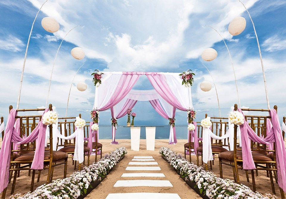 Plan a Destination Wedding on Your Own |