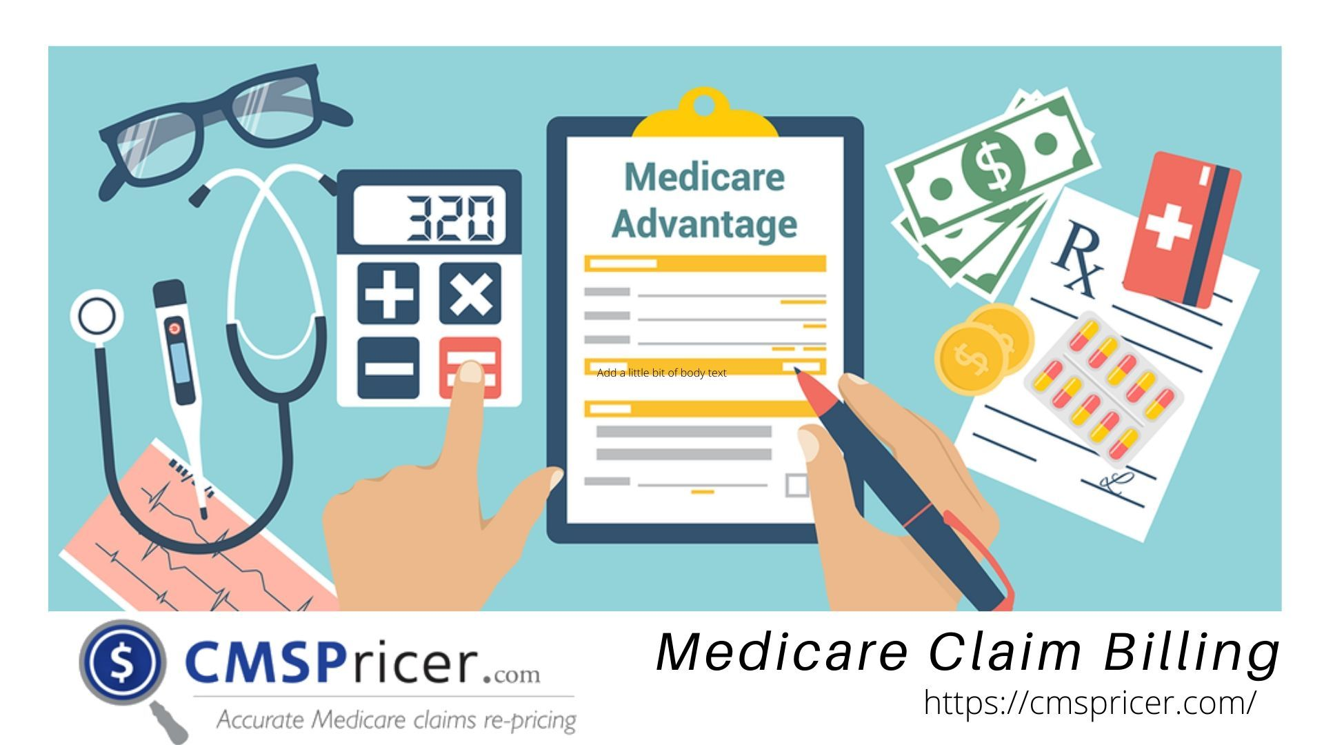 Medicare Claim Billing CMSPricer is a SaaS integrated tool that is dedicated to improving health... - JustPaste.it