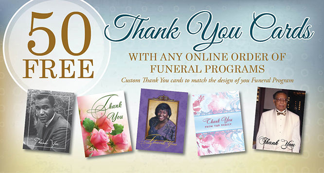 Leading Obituary Note Printing Agency