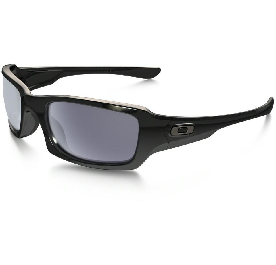 Buy Oakley Fives Squared Polarized Polished Black/grey Lens in Dubai at cheap price
