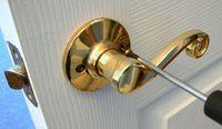 How To Fit A Door Knob? :: Classy-overlook