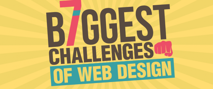 7 Biggest Challenges Of Web Design