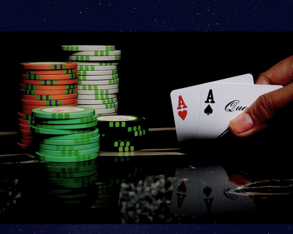 Why 'Running it twice' does Not Affect Your Odds - Play Online 3D Poker For Free on Gamentio - gamentio