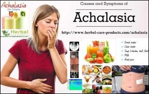 8 Herbal Treatments for Achalasia - Herbal Care Products