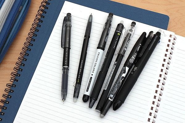 A quick guide of Erasable Pens