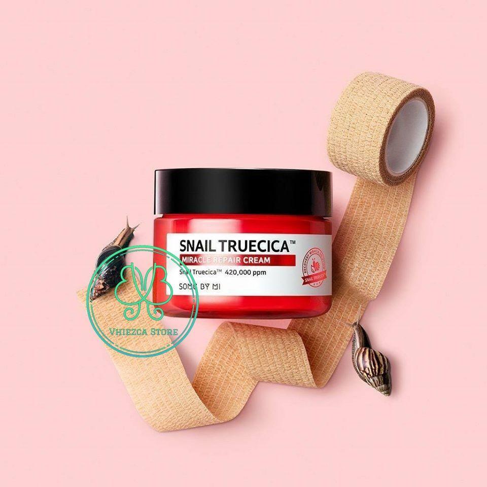 Snail Truecica Miracle Cream - Vhiezca Store