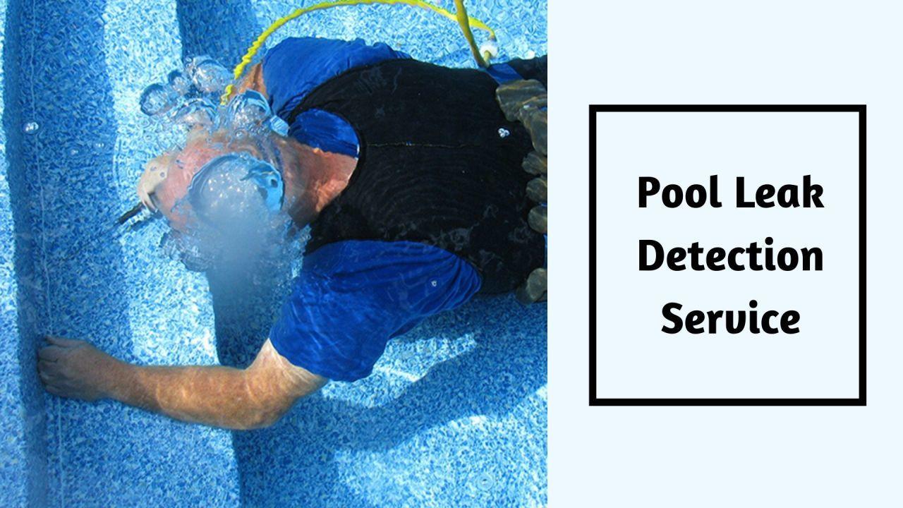 Pool Maintenance Service — Get Pool Leak Detection Service in Ashburton