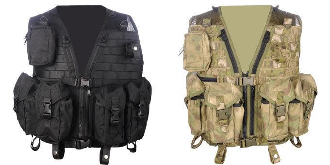 Backpack body armor