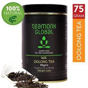 Buy Organic Oolong Tea in Mumbai - Organic Tea