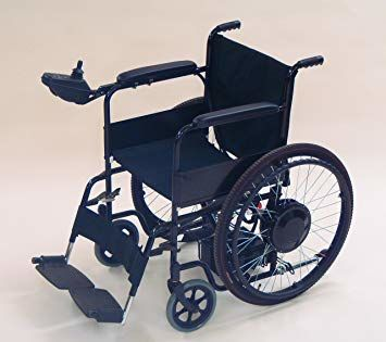 A Motorized Wheelchair To Improved Your Mobility