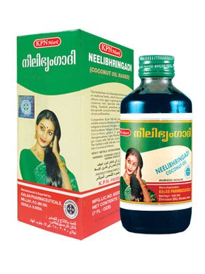 KPN Neelibhringadi Coconut Hair Oil