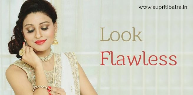 Wedding Makeup Artist in India | Bridal Makeup Artist in India | Supriti Batra