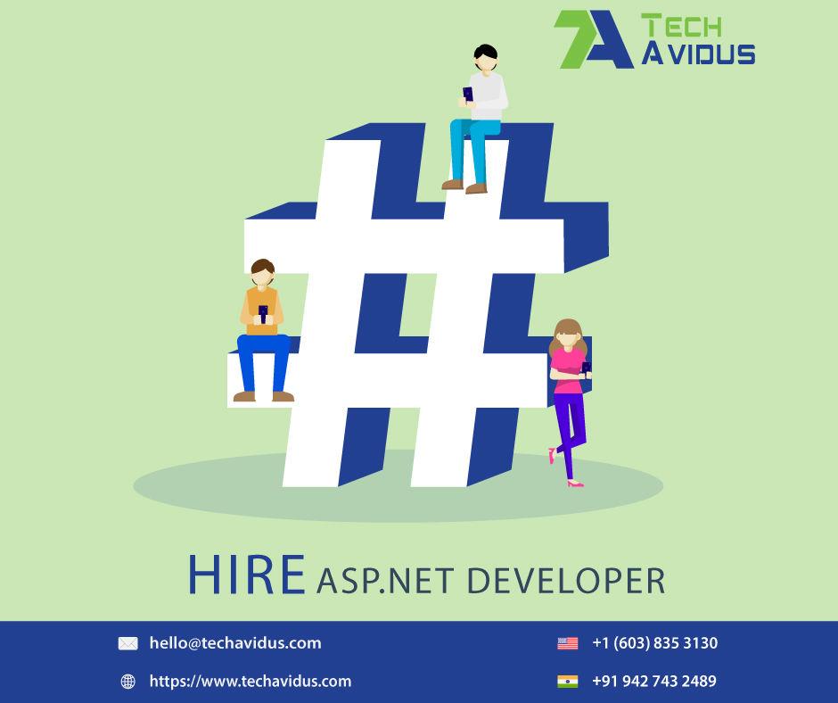Asp Net Development Services