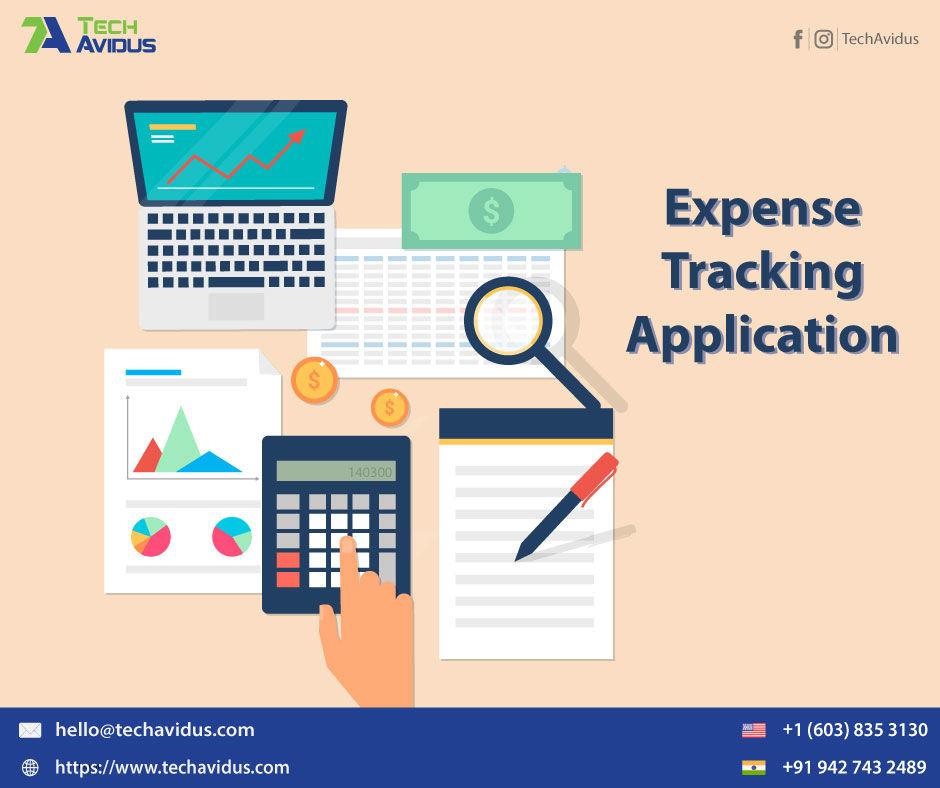Online Expense Tracker App