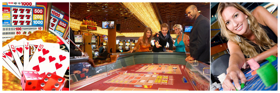 Play Roulette, Online casino games