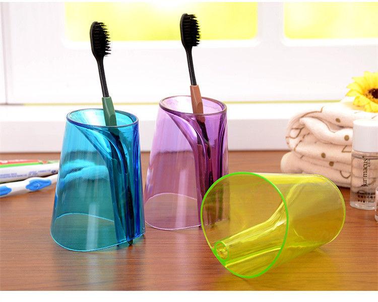 mycutebathroom - Clean Bathroom And Tooth Brush Holder
