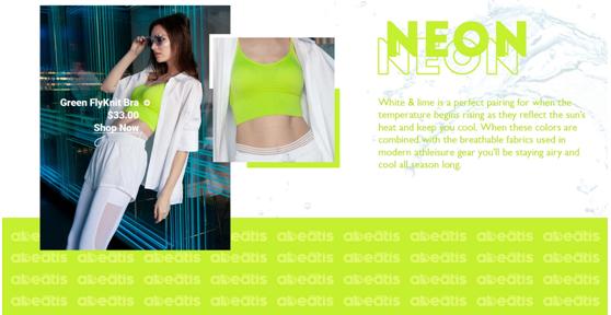 Abeātis-Neon Collection