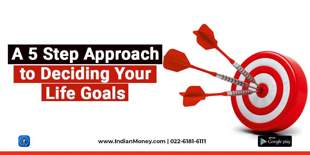 A 5-Step Approach to Deciding Your Financial Goals