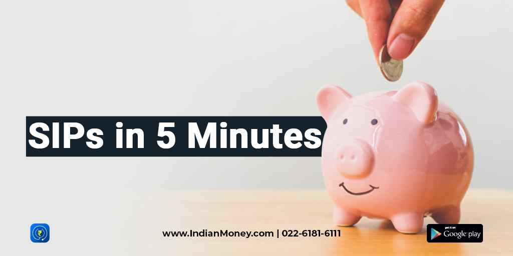 A Five-Minute Guide to the Systematic Investment Plan