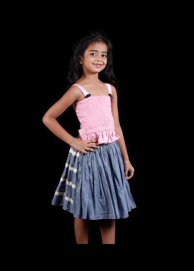 An Exclusive Online Store For Short Skirts and Tops | Bhagyasattire