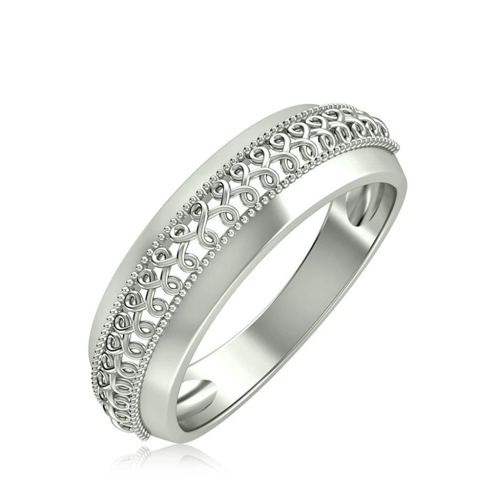 Buy Couple Bands Rings Designs Online Starting at Rs.10031 - Rockrush India