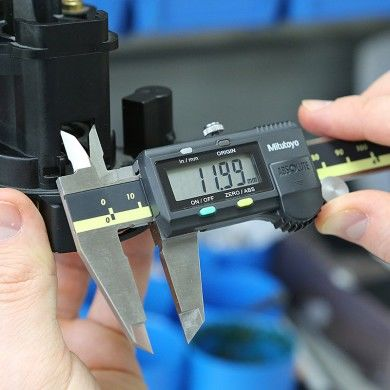 Discover How a Mitutoyo Digital Caliper Will Lessen the Struggle of Making Iron