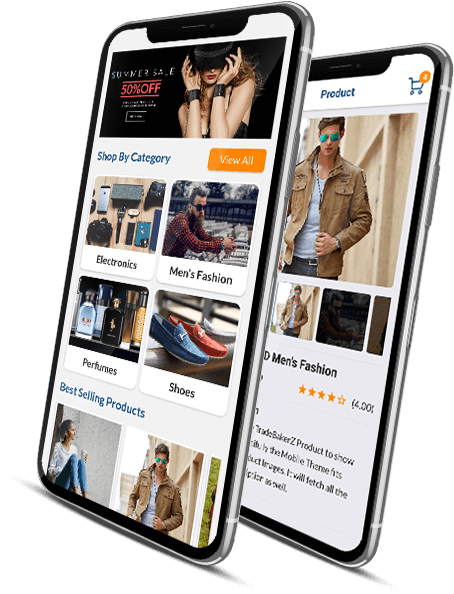 React native Ecommerce template for WooCommerce Store